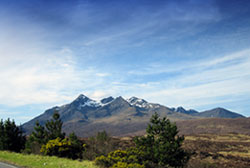 Cuillin Mountains